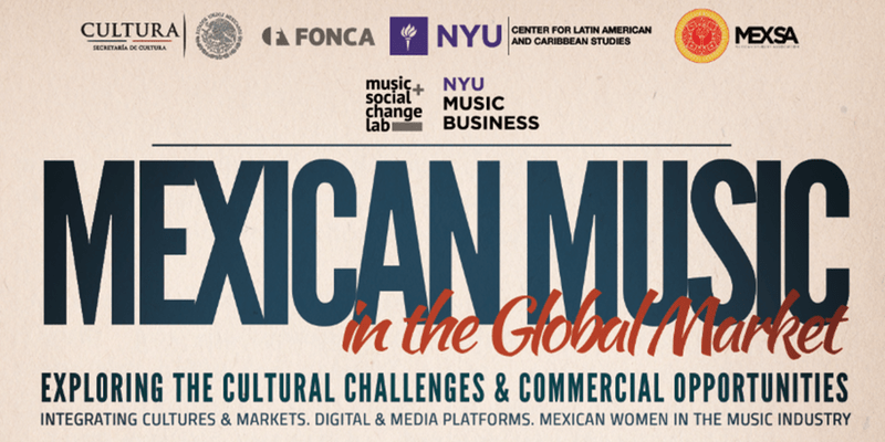 Mexican Music in the Global Market